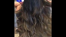 Done at Hair Salon Ziva. Highlights For Dark Brown Hair, Dyes, Dyed Hair, Salons, Hairstyles, Long Hair Styles, Beauty, Haircuts, Lounges
