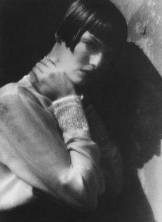 Linda Evangelista for Chloe, 1993. Photo Karl Lagerfeld