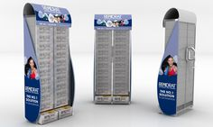 Consumer Brands POS on Behance