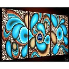 modern abstract wall art - Google Search