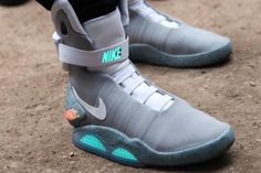 Nike will release self-lacing Back to the Future shoes for charity in 2016