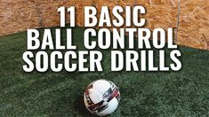 Soccer Drills For Beginners, Fun Soccer Drills, Soccer Moms, Soccer Skills, Soccer Ball, Soccer Girl Problems, Soccer Training, Training Tips, Small Space