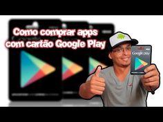 Cartão Google Play - Como comprar aplicativos sem usar cartão de crédito - YouTube