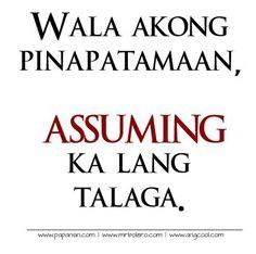 Pinoy Patama Love Quotes in Tagalog - Mga Patama Quotes Tagalog Quotes Patama, Bisaya Quotes, Tagalog Quotes Hugot Funny, Life Quotes, Crush Quotes, Love Quotes For Her, Love Sayings, Cute Love Quotes, Filipino Quotes