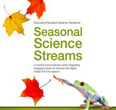 Discovery Education Science Techbook lessons
