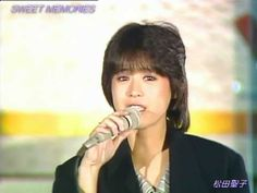 ▶ 松田聖子/SWEET MEMORIES - YouTube