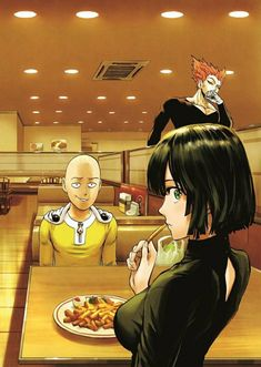 Opm Manga, Manga Anime, Manga Art, Anime Art, Anime One Punch Man, One Punch Man Funny, Saitama One Punch Man, Caped Baldy, Character Art