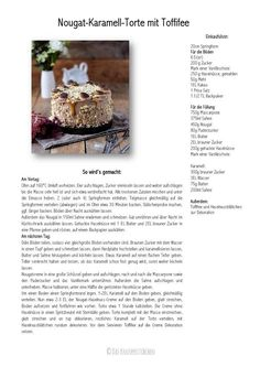 Nougat-Karamell-Torte mit Toffifee-001