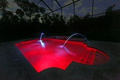 Read this article for some inexpensive and dramatic #swimmingpool renovation ideas!
