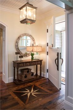Best Small Entryway Decor Ideas and Designs Home Decor Small entryway decor is more important than ever. With some small entryway decor, you can create a wonderful entryway for your home. Cottage Entryway, Rustic Entryway, Entry Foyer, Entryway Ideas, Door Entry, Nautical Entryway, Entryway Furniture, Modern Entryway, Entrance Ideas