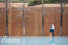 classic engagement session downtown fort worth water gardens