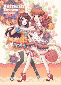 Sweet Girls by ~Nardack on deviantART