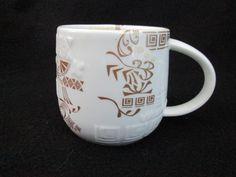 Starbucks coffee Hawaiian Print Mug Cup 2012 Nice! Hard to find! #Starbucks