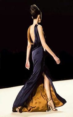 Carolina Herrera, not that I would ever have anywhere to wear this to, I just love it though.