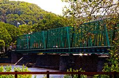 Title:  Steel Bridge  Artist:  Gallery Three  Medium:  Photograph - Photography