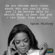 oprah winfrey quotes | Permalink Leave a comment