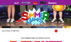 Summer Bowling Pass - 3 games per day May 23 to Sept 5 - price varies by location #LavaHot http://www.lavahotdeals.com/us/cheap/summer-bowling-pass-3-games-day-23-sept/105881