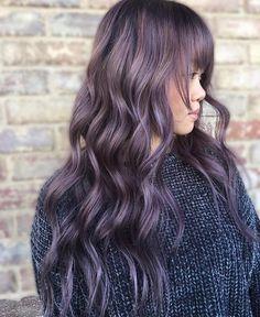 #mulpix Speechless by @crystalteach ・・・ ASHY•PURPLE•LOVE  #kuthausclaremont #schwarzkopf #americansalon #behindthechair #hairbrained_official #imallaboutdahair #modernsalon #certifiedcolorist #purple #ash #funcolor #mermaid #thevillage #claremont ................................................... Schwarzkopf the top was 6/32, E/1 and 0/99 the bottom was 8/1, 9.5-89, E/1