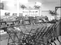 Shopping cart  invented in Oklahoma City, OK 1936