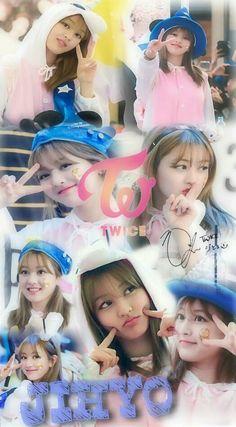 Twice Dahyun, Tzuyu Twice, Nayeon, Kpop Girl Groups, Kpop Girls, Leader Twice, Twice Album, Twice Fanart, Jihyo Twice