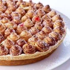 apple slice rose pastry - Google Search
