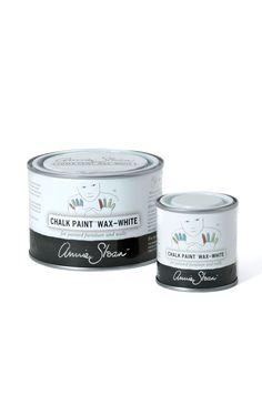 Annie Sloan White Soft Wax - Artworks Northwest  - 1
