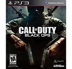 (Pre-owned) Call of Duty: Black Ops for PS3. Starting at $1 on Tophatter.com!