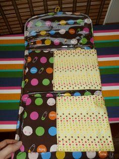 Made By Marzipan: DIY changing mat