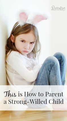 Parenting a strong-willed child is challenging. You can feel like you're entering into power struggles over and over again. Find out how to motivate good behaviour, break the cycle of timeouts, and stop power struggles with your child. #positiveparenting #positivediscipline #parenting #parentingtips #parentinghacks #strongwilledchild #parentingtoddlers #kids #children via @parentfromheart