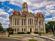 Parker Country Courthouse, Weatherford, TX