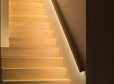 © Decotrap - Trapleuning met LED verlichting 3