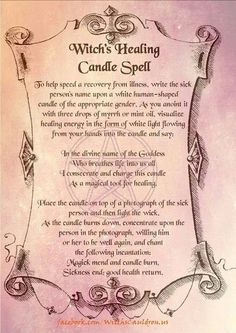 A warm and hearty welcome from thefriendlywitch and Magpie - purveyors of witchy information,...