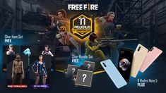 Garena Free Fire is an engrossing online game that can be played during your short breaks. In this game, you need to collect your Heroes and conquer various campaign levels. Cheat Online, Free Plus, Gaming Wallpapers, Online Games, Cheating, Bts, Fire, Movie Posters, Diamond