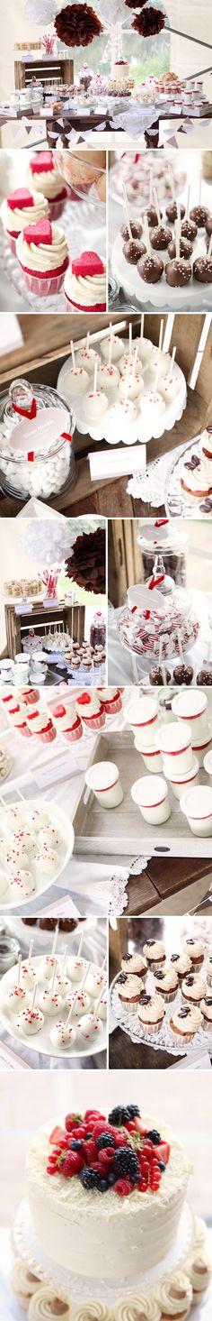 Tres mesas de dulces para inspirarse | Holamama blog