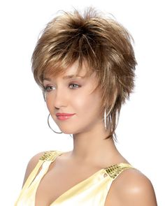 Beads & Jewelry Making Audacious Long Body Loose Layered Wave Bangs Capless Synthetic Wig 16 Inches Cosplay Wig