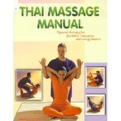 This is a quality book that's a good introduction to the great field of Thai Massage.