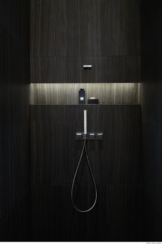 A shower to dream of.
