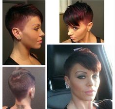 596 Besten Favorites Bilder Auf Pinterest Short Haircuts Short