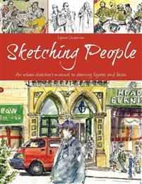 Sketching People: An Urban Sketcher's Manual to Drawing Figures and Faces by Lynne Chapman Drawing Heads, Book Drawing, Drawing Skills, Cheap Art, Artist Sketchbook, Inspirational Artwork, Urban Sketchers, You Draw, Art Drawings Sketches