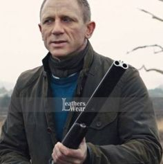 Skyfall Daniel (James Bond) Vintage Jacket