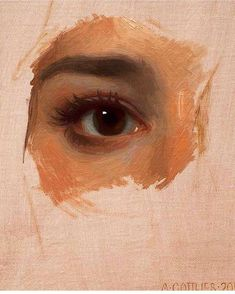 smith_ T u m b l r: sortasmartiguess P i n t e r e s t: yourelovedmychildOil painting study by Adrian Gottlieb !December 12 2017 at from arsarteetlaboreart and eye image Find images and videos about art, aesthetic and eyes on We Heart It - the app to get L'art Du Portrait, Portrait Paintings, Arte Sketchbook, Art Et Illustration, Landscape Illustration, Illustrations, Eye Art, Pics Art, Pretty Art