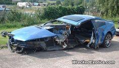 BMW M-Series M3 E46 crashed