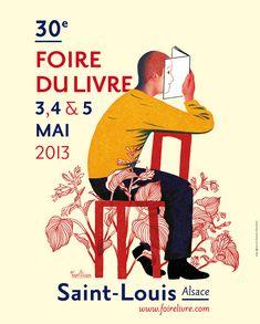 Foire du Livre de Saint-Louis - Marion Duval