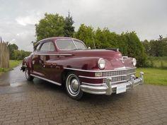 Chrysler Windsor 2 door coupe - 1948