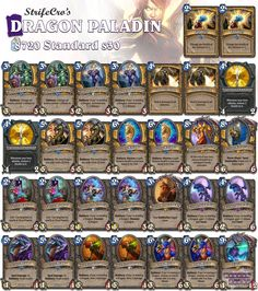 Offcourse Dragon Paladin should get an update after #Karazhan! #Hearthstone #StandardPaladin