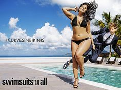 Meet Ashley Graham, the First Plus-Size Model to Be Featured in the <em>Sports Illustrated</em> Swimsuit Issue http://stylenews.peoplestylewatch.com/2015/02/04/sports-illustrated-swimsuit-issue-plus-size-model-ashley-graham/
