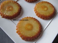 pineapple tart ultra fast - a thousand and one flavors in my kitchen - Trend Holiday Party Recipes 2020 Thanksgiving Recipes, Holiday Recipes, Best Holiday Appetizers, Pineapple Tart, Tupperware Recipes, Tartelette, Food Test, Christmas Breakfast, Food Cakes