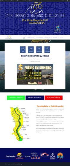 Website - Desafio Ciclistico 24H
