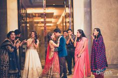 Photographer - The Grand Wedding! Photos, Hindu Culture, Beige Color, Group Photography pictures, images, vendor credits - The Dipak Studios, WeddingPlz