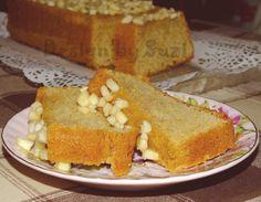 Design by Suzi: Jablkový chlebík Apple Bread, Cornbread, Baking, Ethnic Recipes, Food, Design, Applesauce Bread, Millet Bread, Bakken